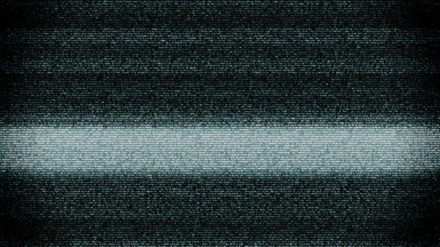tv noise - television static stock videos and b-roll footage