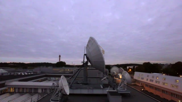 ANTENNE : TV par satellite