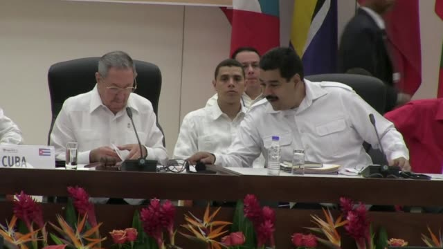 twelve latin american and caribbean countries agreed in cuba on monday to tighten border checks to stop ebola from spreading to the region and draft... - tighten stock videos and b-roll footage