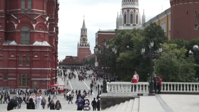 stockvideo's en b-roll-footage met twenty years ago on friday russian president boris yeltsin appointed his fourth prime minister in less than 18 months vladimir putin then a... - minister president
