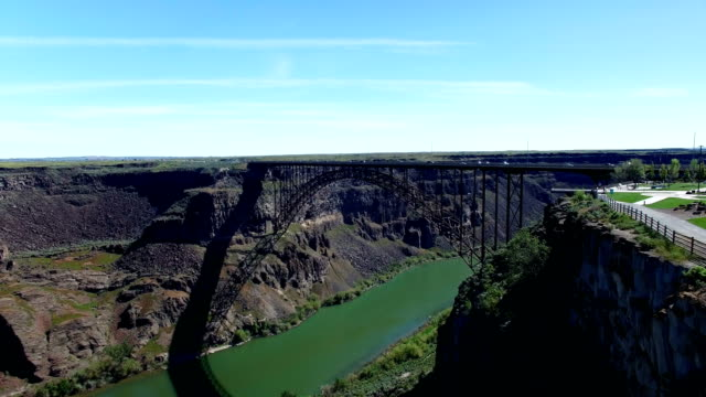 Twin Falls Perrine Bridge 1 (4k)