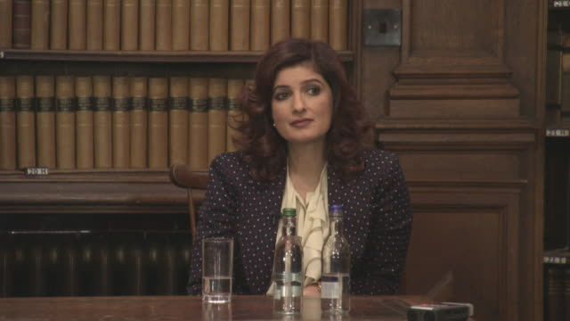 INTERVIEW Twinkle Khanna on casting Akshay Kumar using his profile to increase appeal at 'Pad Man' Producer Twinkle Khanna addresses The Oxford Union...
