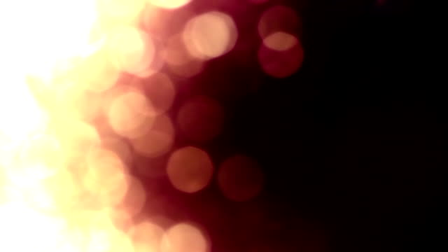 twinkling lights background. hd - ethereal stock videos and b-roll footage