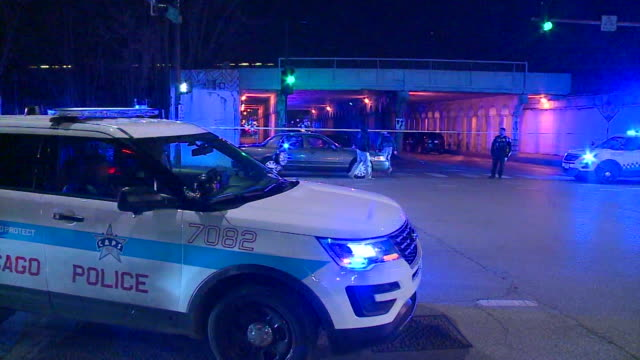 vidéos et rushes de two chicago police officers were fatally struck by a train on december 17 while investigating a call of shots fired on the city's south side. the... - police force