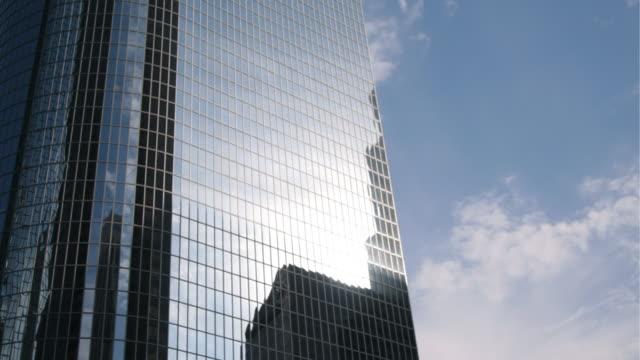 Due clip del Sole verso il basso nel quartiere finanziario