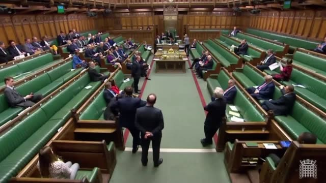 two former meps have clashed over the tories' record on environmental standards. green mp caroline lucas and tory mp vicky ford had an animated... - house of commons stock videos & royalty-free footage