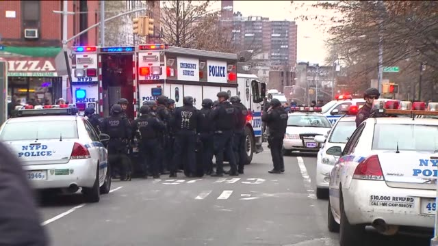 Two NYPD cops shot killed on patrol by gunman Ismaaiyl Brinsley who ambushed and murdered two NYPD officers Officer Rafael Ramos and Wenjian Liu were...