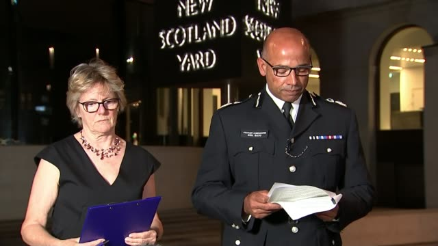 two people critically ill after coming into contact with novichok nerve agent; england, london / wiltshire; dep asst commissioner neil basu and... - nationals park stock videos & royalty-free footage