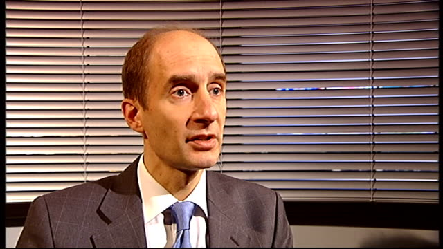 Two primary schools have SATS results annulled ENGLAND London INT Lord Adonis interview SOT extremely rare