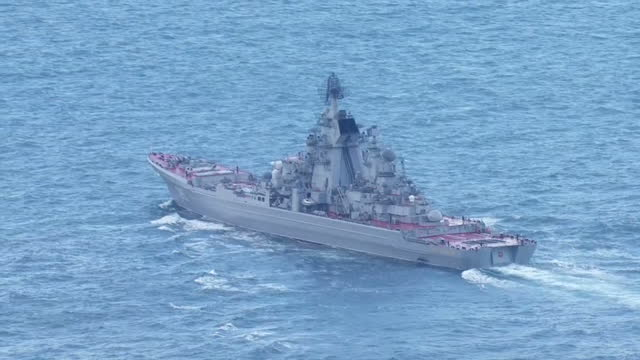 Two Royal Navy destroyers have been sent to monitor a fleet of Russian warships as it passes through the English Channel The convoy of eight vessels...