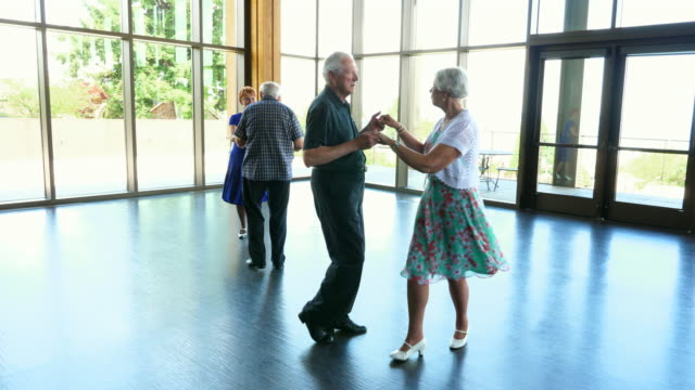 ms two senior couples dancing next to each other during dance - over 80 stock videos and b-roll footage