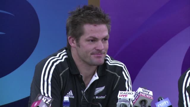 two time world cup winning all blacks captain richie mccaw announces his immediate retirement after a record 148 tests with a new career beckoning as... - helicopter pilot stock videos & royalty-free footage
