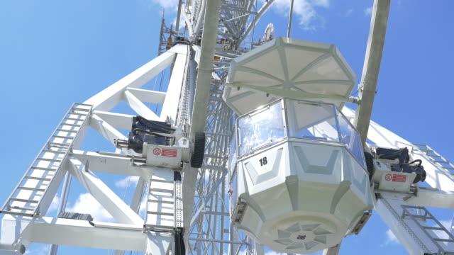 2 つのビデオの観覧車で 4 k - プラーター公園点の映像素材/bロール