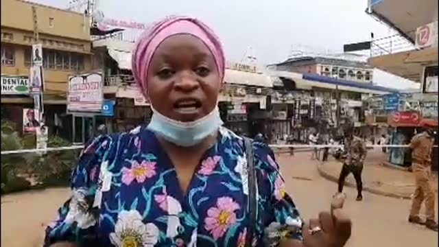 two women in kampala share their thoughts on uganda's general elections - kampala stock videos & royalty-free footage
