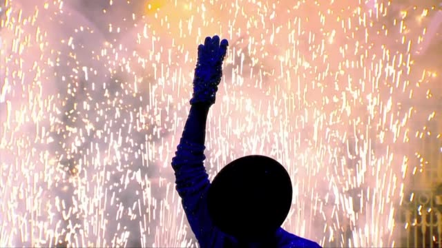 Two years after his death Michael Jackson is being brought to life by some of the modern masters of stage performance Montreal Canada