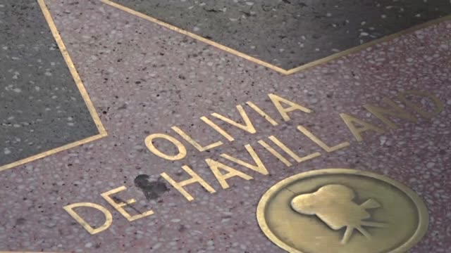 CA: 'The last of her era': Hollywood remembers Olivia de Havilland