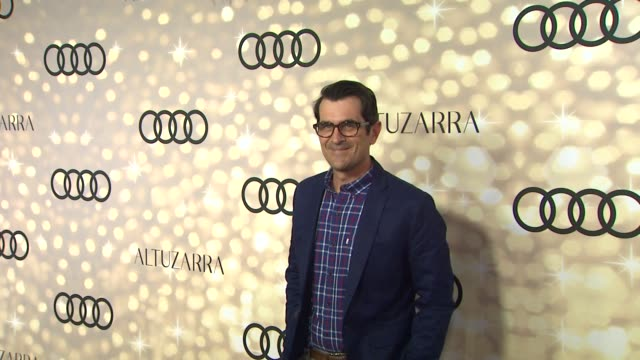 ty burrell at audi and altuzarra kick off emmy week 2013 ty burrell at audi and altuzarra kick off emmy at cecconi's restaurant on september 15 2013... - ty burrell stock videos and b-roll footage