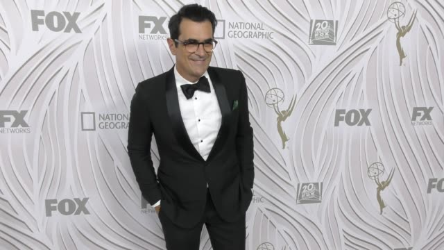 vídeos de stock, filmes e b-roll de ty burrell at the fox primetime emmy awards after party on september 17 2017 in los angeles california - ty burrell