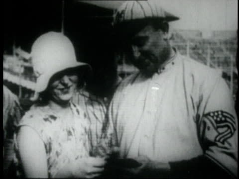 ty cobb autographing baseball - autographing stock videos and b-roll footage