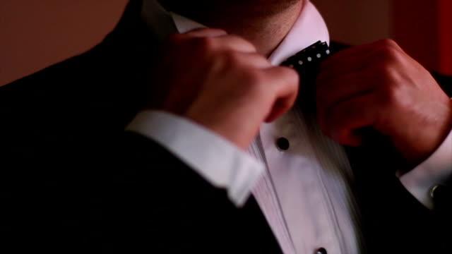 Tying Bow Tie