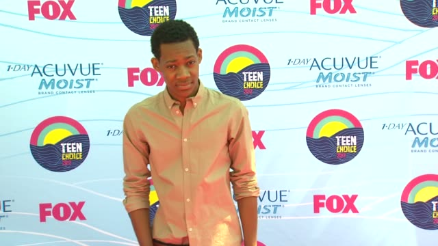 Tyler James Williams at 2012 Teen Choice Awards on 7/22/12 in Los Angeles CA