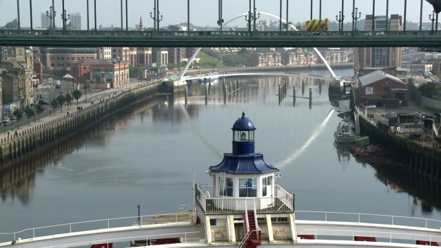 tyne bridges, newcastle upon tyne - newcastle upon tyne stock videos & royalty-free footage