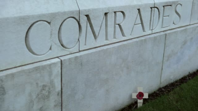 CU Tyne Cot Cemetery is the largest Commonwealth cemetery in the world with 11956 Commonwealth servicemen of the First World War buried or...
