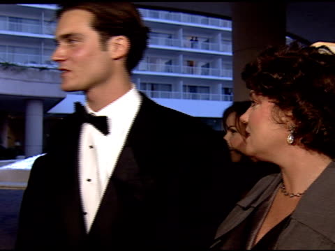 tyne daly at the 1995 golden globe awards at the beverly hilton in beverly hills california on january 21 1995 - tyne daly stock videos and b-roll footage