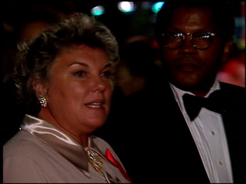 tyne daly at the 1996 emmy awards post on september 8 1996 - tyne daly stock videos and b-roll footage