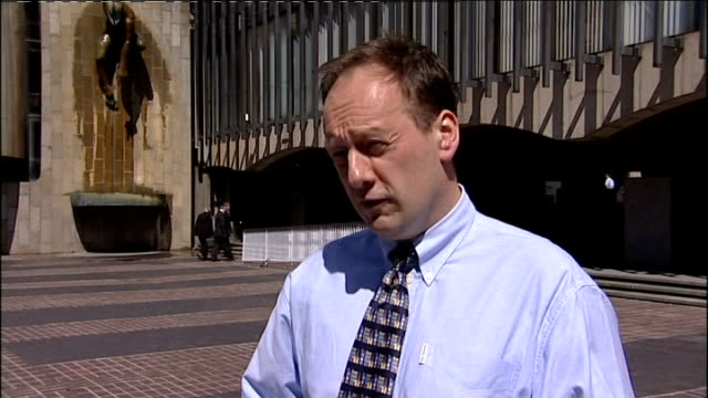 audio tapes reveal moat's discontent over treatment by council; newcastle: ext martin surtees interview sot - it was for this reason that following a... - moat stock videos & royalty-free footage