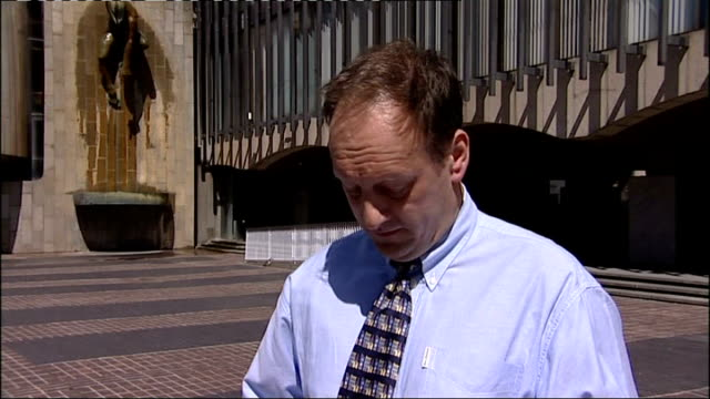 audio tapes reveal moat's discontent over treatment by council england newcastle ext martin surtees interview sot - moat stock videos & royalty-free footage