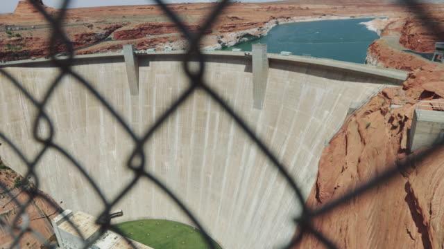 馬蹄彎與科羅拉多河的典型景觀 - 自然奇觀 個影片檔及 b 捲影像