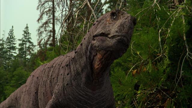 CGI, CU, Tyrannosaurus rex