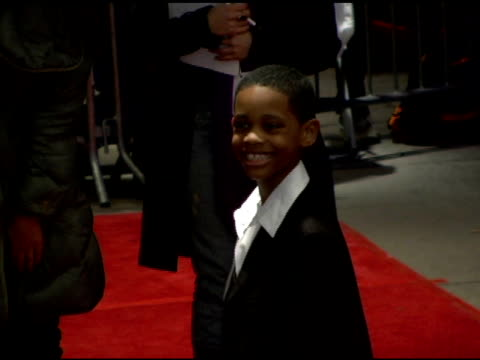 tyrell williams at the 'failure to launch' new york premiere at chelsea west in new york, new york on march 8, 2006. - failure to launch stock videos & royalty-free footage