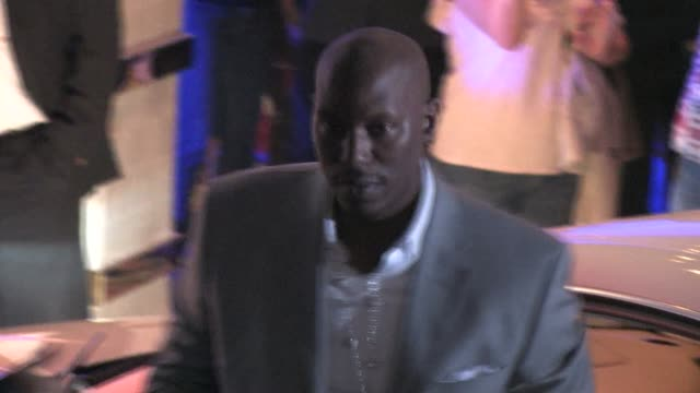 tyrese gibson arrives at hotel london in west hollywood at the celebrity sightings in los angeles at los angeles ca - tyrese stock videos and b-roll footage