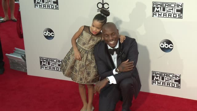tyrese gibson at 2015 american music awards arrivals in los angeles ca - tyrese stock videos and b-roll footage