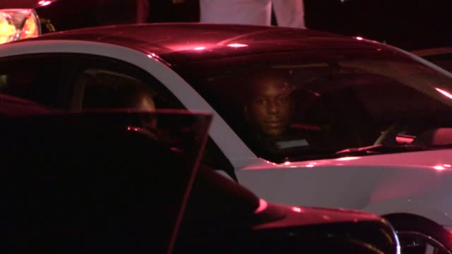tyrese gibson at the roosevelt in hollywood 09/19/12 - tyrese stock videos and b-roll footage