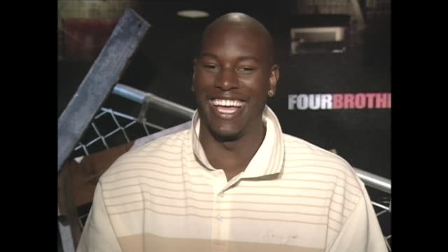 tyrese gibson on having behavioral problems growing up - tyrese stock videos and b-roll footage