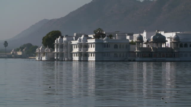 Udaipur Palace on the Lake