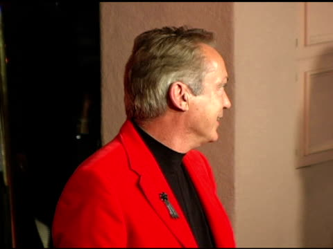 udo kier at the bash and celebration of hugo boss' fall winter 2005 collections at the beverly hilton in beverly hills, california on march 15, 2005. - hugo boss stock videos & royalty-free footage