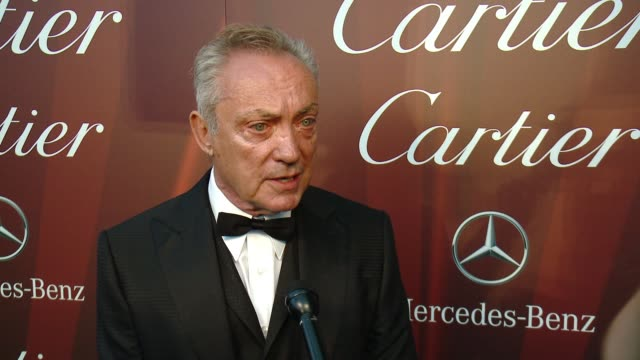 INTERVIEW – Udo Kier on being a part of PSIFF at the 26th Annual Palm Springs International Film Festival Awards Gala Presented By Cartier on January...