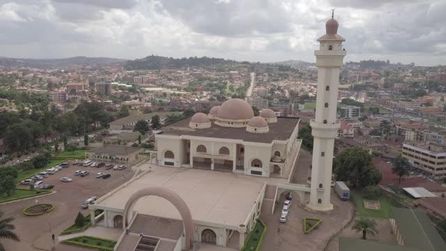 uganda national mosque - kampala stock videos & royalty-free footage