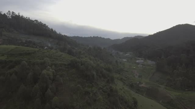 uganda valley - ウガンダ点の映像素材/bロール