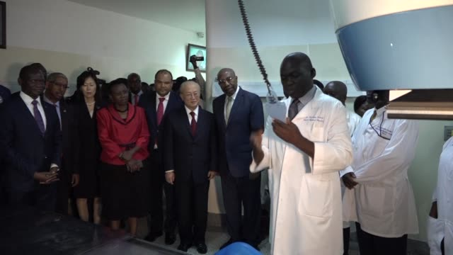 Uganda's only radiotherapy machine for cancer treatment has been replaced almost two years after the last one broke down leaving thousands of...