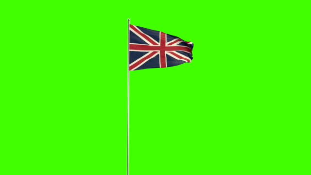uk flag - british flag stock videos & royalty-free footage