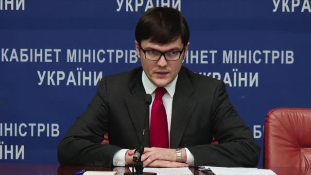 Ukraine on Monday banned the transit of Russian trucks across its territory in a tit for tat response to an escalating trade war between the feuding...