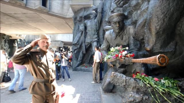 Ukraine Russia and other former Soviet Union countries celebrate the victory over Nazi Germany during World War II on May 9 CLEAN Ukraine marks...
