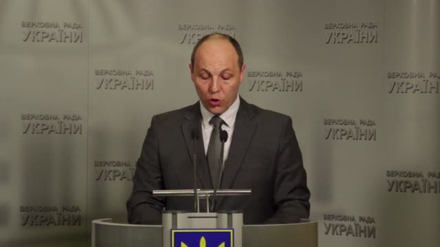 ukraine s security chief said on wednesday he had instructed the foreign ministry to introduce visas for russians in response to the kremlin s claim... - peninsula stock videos & royalty-free footage