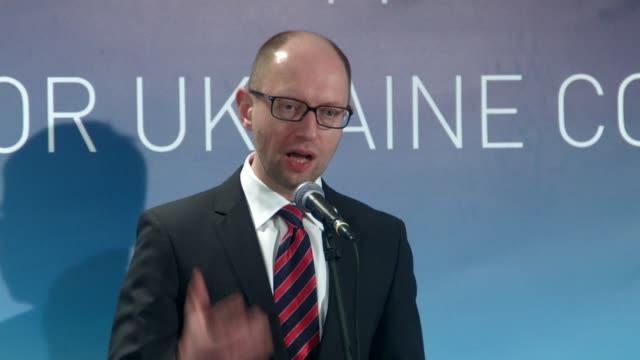 Ukraines Prime Minister has asked countries and allies sceptical of sending defensive weapons to Kiev to instead consider boosting foreign investment...