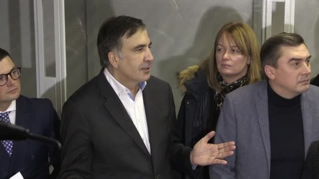 Ukrainian prosecutors on Monday sought house arrest for former Georgian president Mikheil Saakashvili who is accused by the Ukrainian authorities of...